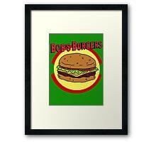 Bob's burgers Framed Print