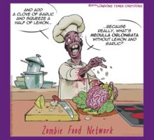 Zombie Food Network T-Shirt