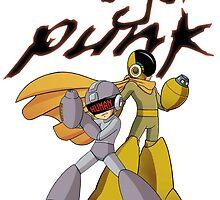 Mega Punk by keebles