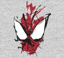 Spiderman Splatter by Kiipleny