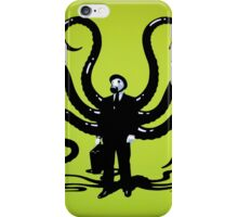 The 8 Arms Of Highly Effective Cthulhu iPhone Case/Skin