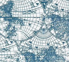 Vintage Collection - Maps by designjob