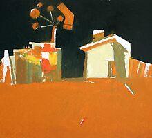landscape 83 by Valeriu Buev