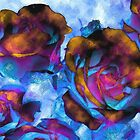 Fading Into The Blue by Greta  McLaughlin