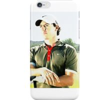 Rory McIlroy iPhone Case/Skin