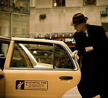 Taxi by Douzy