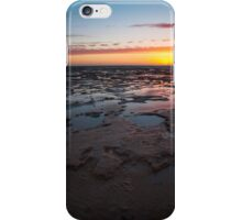 Shark Bay Sunset iPhone Case/Skin