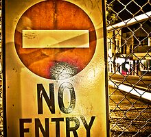 Restricted by Chris Grigoropoulos