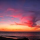 Cloud Monster over Coronation Beach by Naomi Brooks