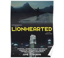Porter Robinson - Lionhearted Poster