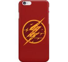 Run Barry Run iPhone Case/Skin