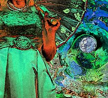 Thalia in Wonderland by samos