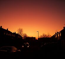 Atomic Sunset part 2 by Chris  Munday