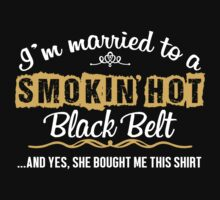 Funny Black Belt T-shirt by musthavetshirts