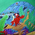 Mural 7 by uosha