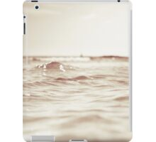 Let´s go to the bleech iPad Case/Skin