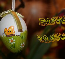 Happy Easter #1 by Teresa Zieba