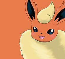 """Flareon """"Without Name"""" by Winick-lim"""