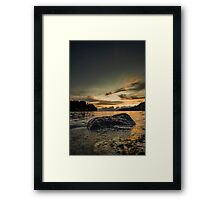 Monsters Framed Print