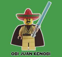 Obi Juan Kenobi by playwell