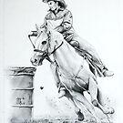 Rodeo Girl by RainbowDesign