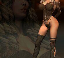 Sharina The Princess Warrior by Lisa  Weber