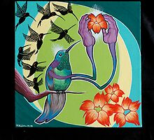 """The Most Precious Flower"" by Kim Kennedy"