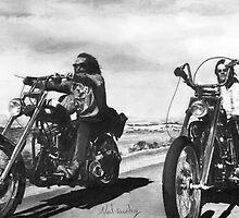 Easy Rider by neilbrunton