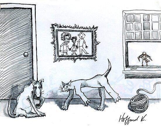 Happy Home by Hoffard