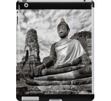 Ayutthaya Sitting Buddha 2.0 iPad Case/Skin