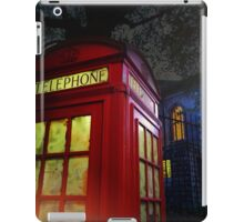 London Tardis iPad Case/Skin