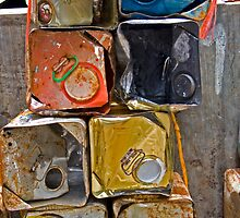 Cans by macmichael