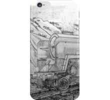 The Last of the British Rail Steam Locomotives - all products iPhone Case/Skin