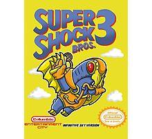 Super Shock Bros 3 Photographic Print
