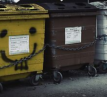 Really Bins by matt reeves