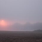 Foggy Sunset by chazz