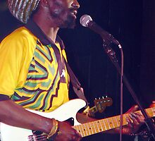 Bob Marley Tribute Band Legend by qshaq