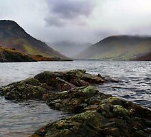 Wastwater @ Wasdale Valley by BulletMa9net