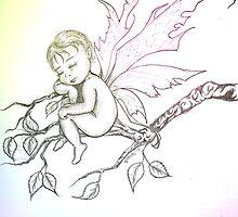fairy bubba restin by dimarie