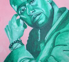 Forest Whitaker by TRACY BAGNALL