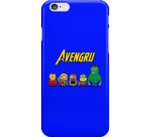 THE AVENGRU iPhone Case/Skin