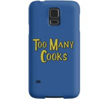 Too Many Cooks Samsung Galaxy Case/Skin