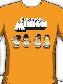 Clock Work Minion T-Shirt