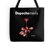 Depeche Mode : Violator Paint CD -With Name- Tote Bag