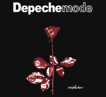 Depeche Mode : Violator Paint CD -With Name- Kids Clothes
