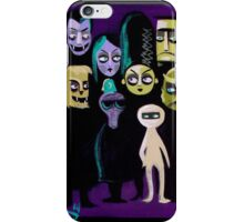 Mod Monster Party iPhone Case/Skin