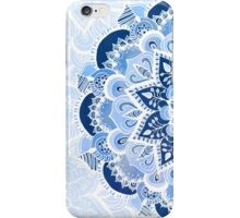 Lacy Blues iPhone Case/Skin