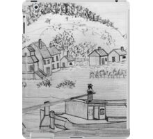 An Ancient Scene on the Danube - all products bar duvet iPad Case/Skin