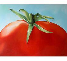big tomato Photographic Print
