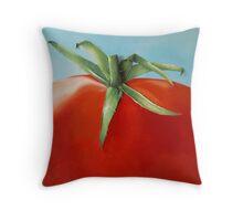 big tomato Throw Pillow
